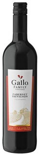 Gallo Family Vineyards Cabernet Sauvignon 750ml - Case of 12